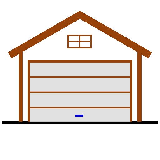 Garage Door Clipart Clipground