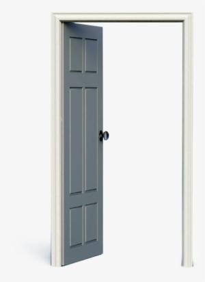 Open Door PNG, Transparent Open Door PNG Image Free Download.