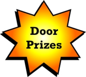 Door Prize Clipart.