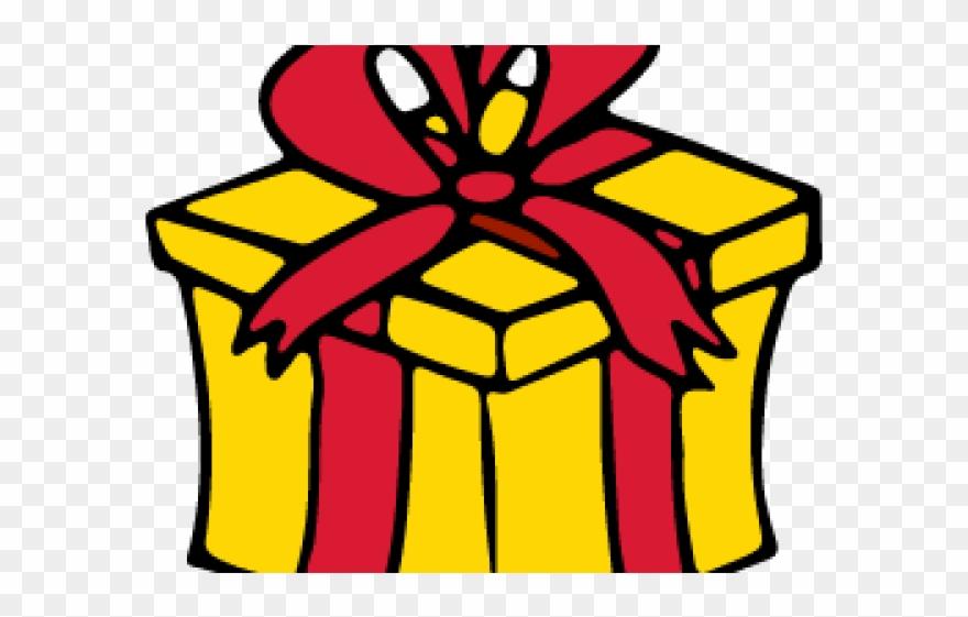 Birthday Present Clipart Door Prize.