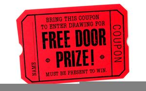 Clipart Door Prizes.