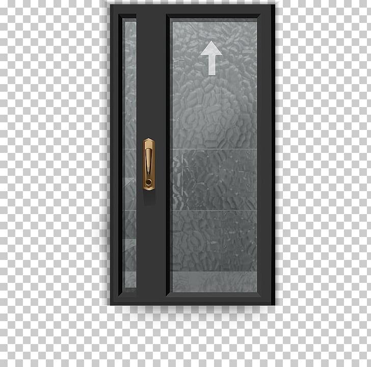 Window Door Frosted glass, Glass texture design arrow PNG.
