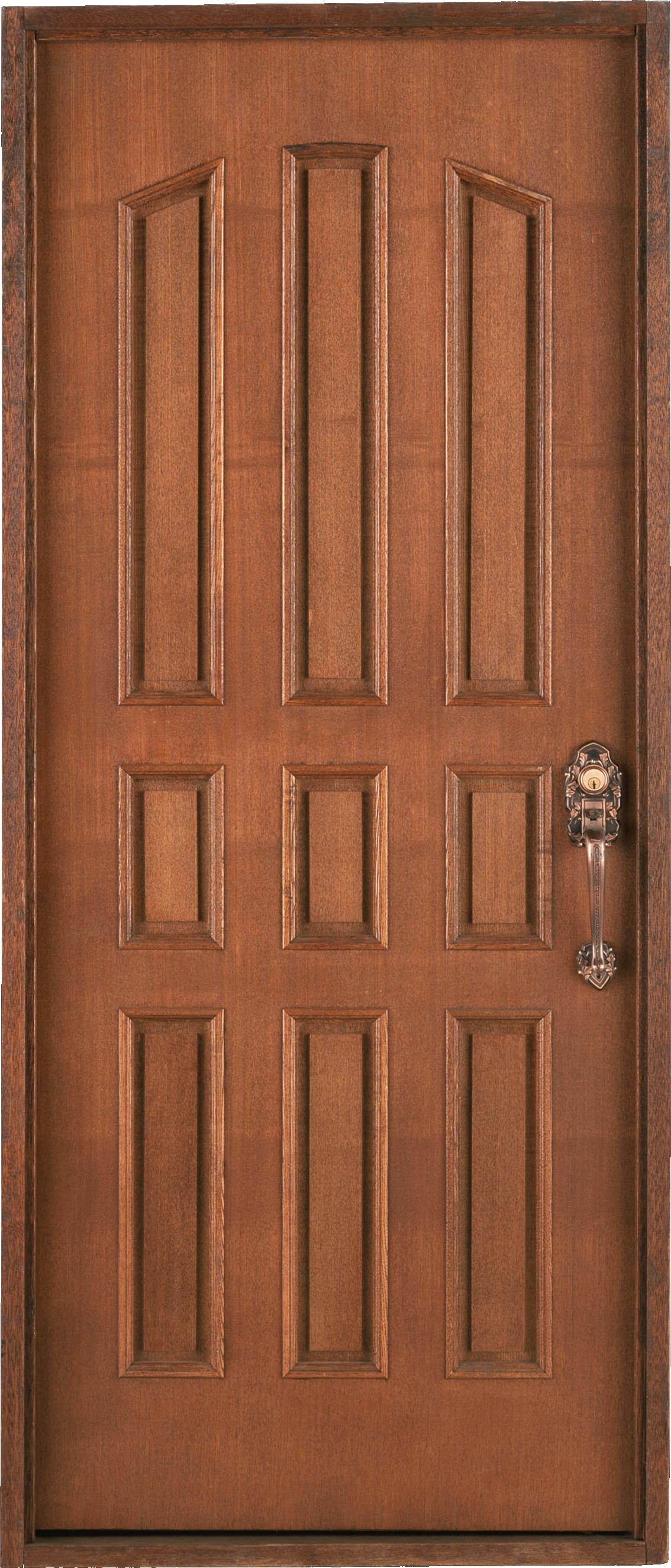 Pattern Door PNG.