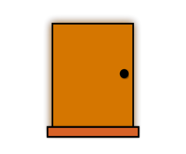 Clip Art Doorway Clipart.