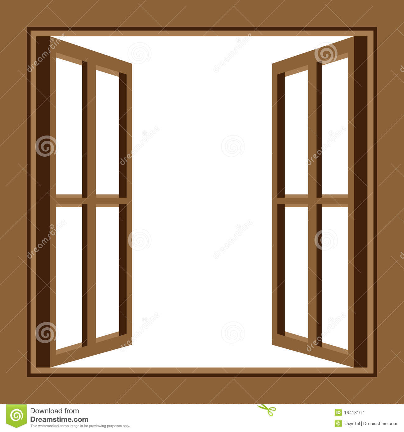 Open window clipart Clipground