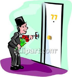 Ring Doorbell Clip Art.