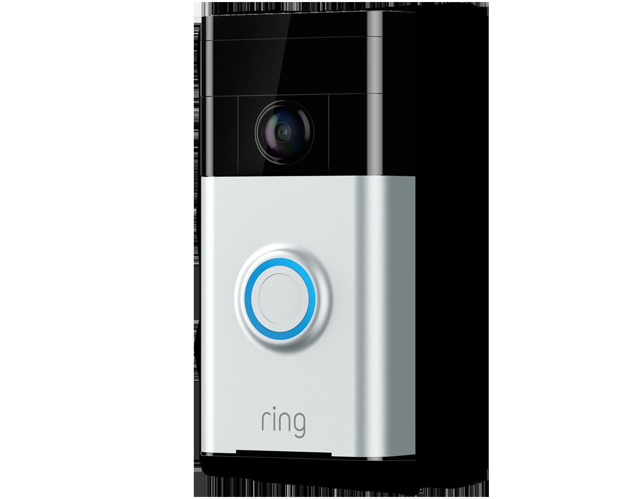 Ring Video Doorbell.