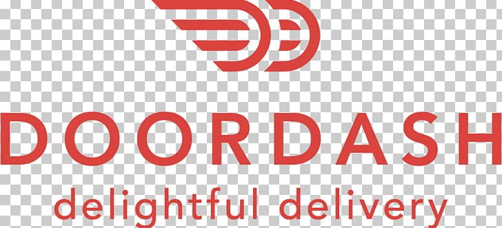 DoorDash Delivery Business Logo Restaurant PNG, Clipart, Area, Brand.
