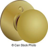 Doorknob Clipart Vector Graphics. 579 Doorknob EPS clip art vector.