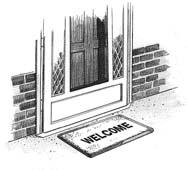 Doormat Clipart.