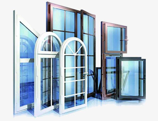 Glass Windows Glass Doors, Door, Window, Glass Product PNG.
