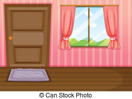 5841 Window free clipart.