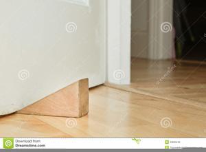 Clipart Door Stop.