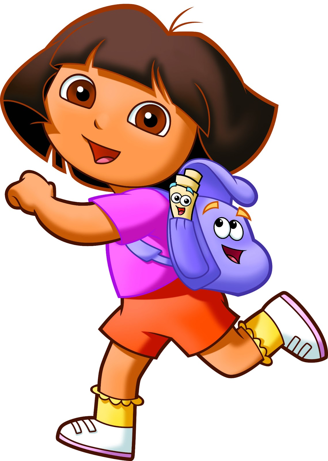 Dora and diego clipart 1 » Clipart Station.