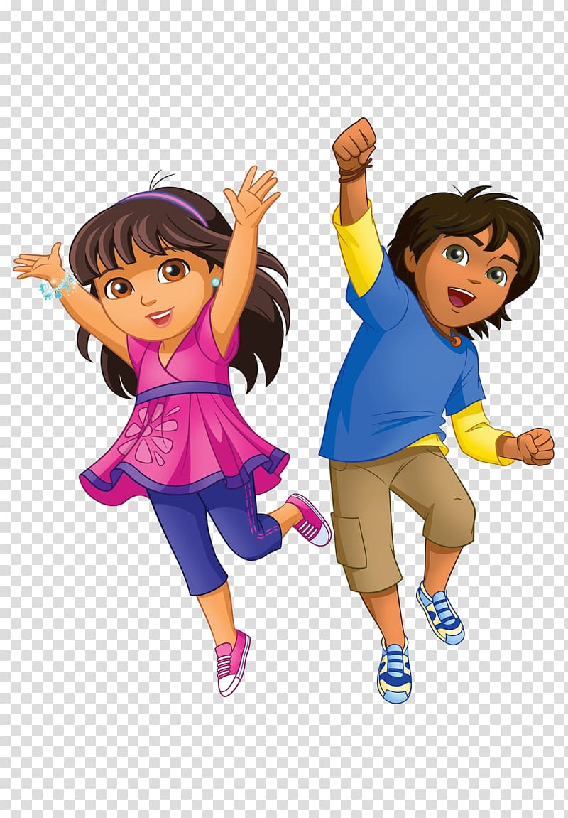 Diego and Dora , Dora and Friends: Into the City! Dora the.