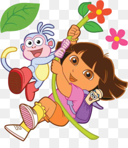 Dora And Friends Into The City PNG and Dora And Friends Into.