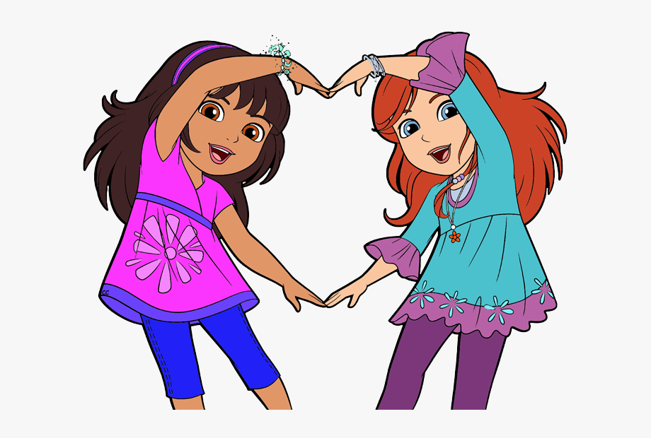 Dora And Friends Clipart Images Cartoon Clip Art.