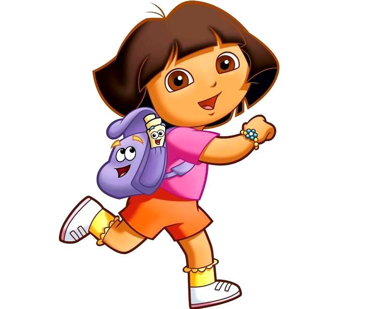 Dora Clipart.