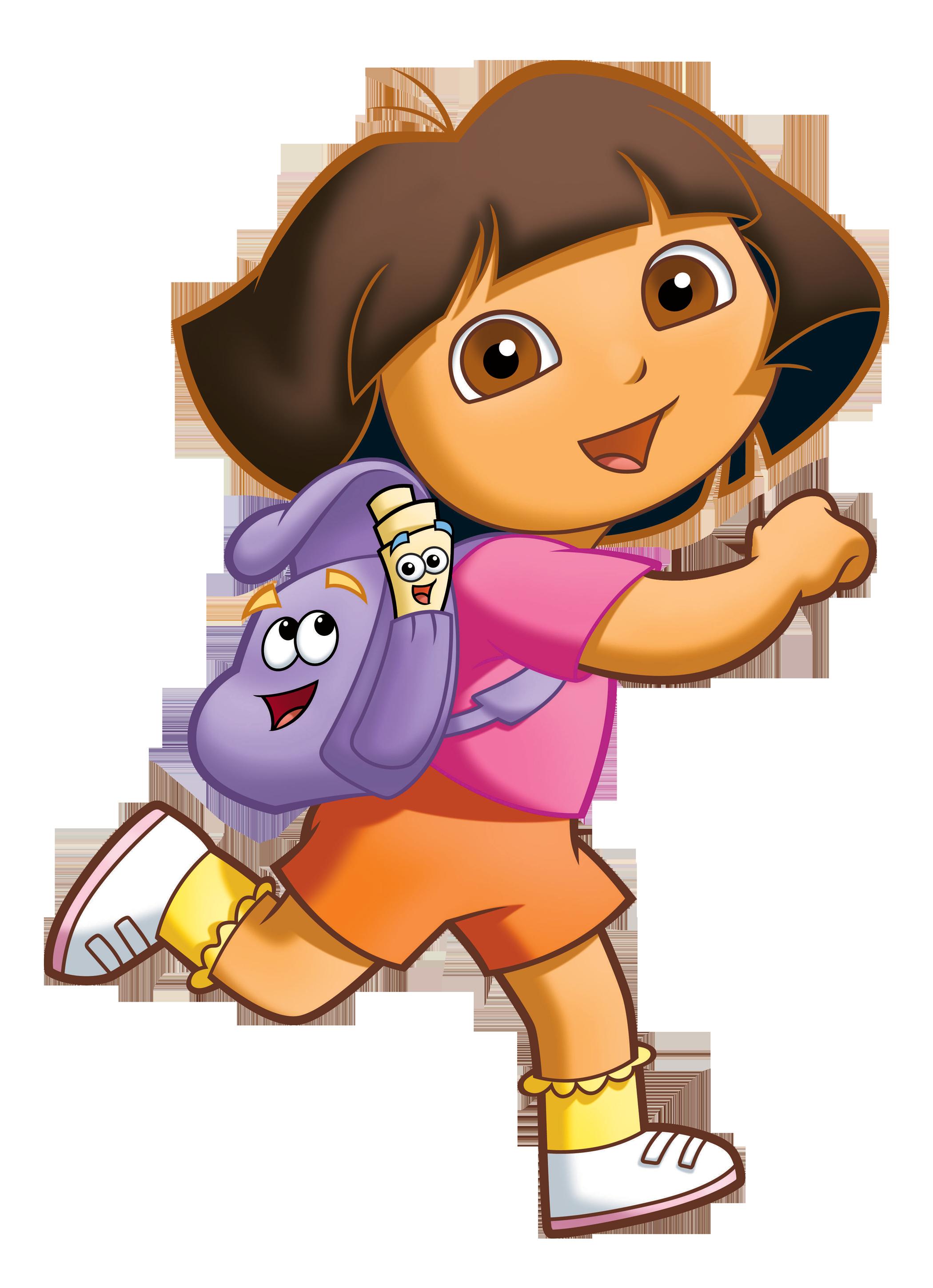 PNG Dora Transparent Dora.PNG Images..