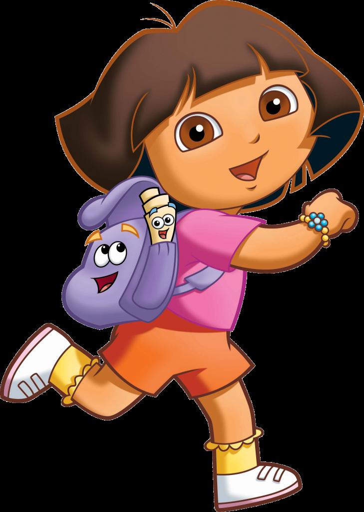 Imágenes de Dora la Exploradora PNG.