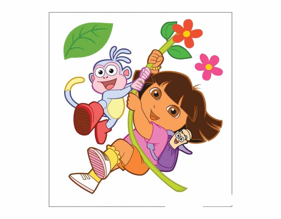 Dora Characters Png.