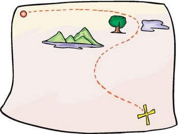 Dora Map Clipart.
