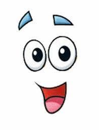 Dora Face Clipart.