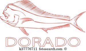 Dorado Clip Art EPS Images. 129 dorado clipart vector.