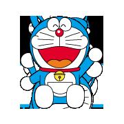 Doraemon clip art.