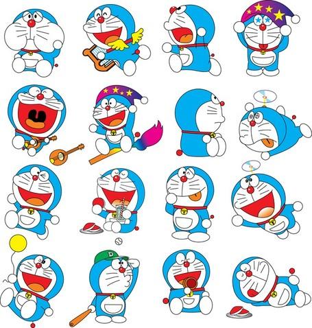 A Vector Dream Doraemon Doraemon, Vector Image.