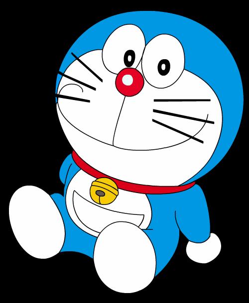 Doraemon 3d clipart.