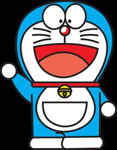 Doraemon Logo Vector (.AI) Free Download.