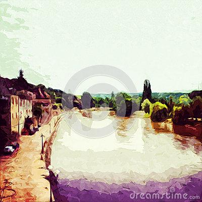 Dordogne Stock Illustrations, Vectors, & Clipart.