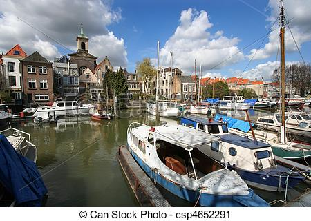 Stock Photography of Dordrecht, Holland.