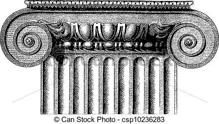 Doric Clip Art and Stock Illustrations. 692 Doric EPS.