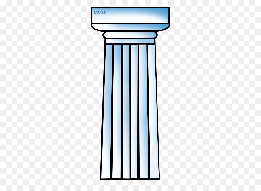 doric columns clip art clipart Doric order Column Clip art.