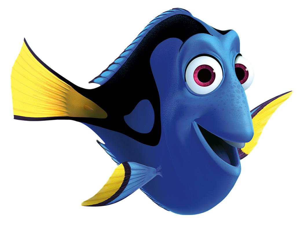 Finding Nemo Clip Art.