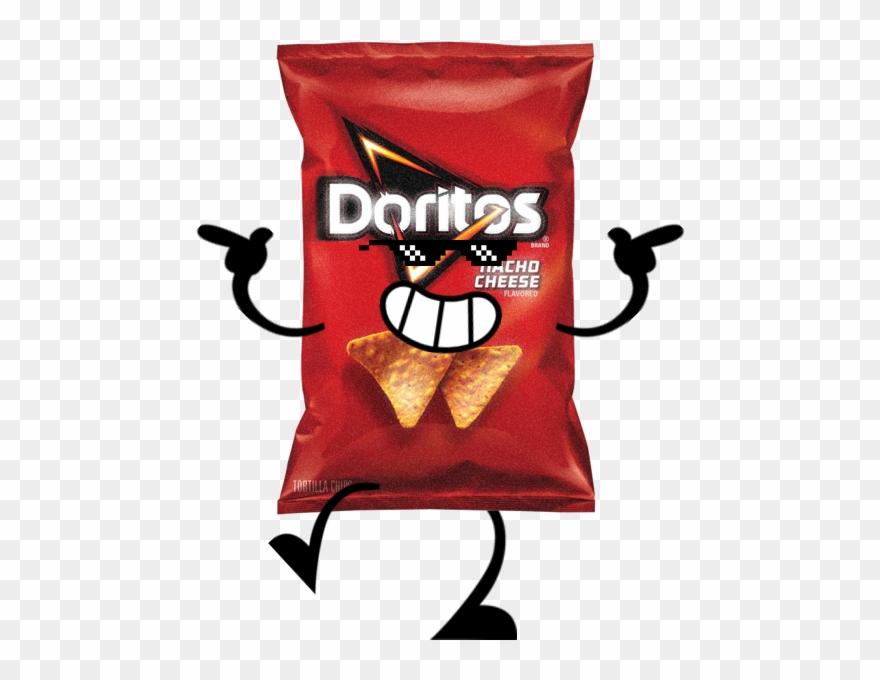 Frito Lay Doritos Nacho Clipart (#1140355).
