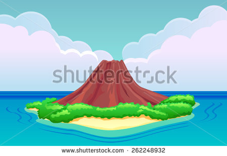 Dormant Volcano Stock Photos, Royalty.