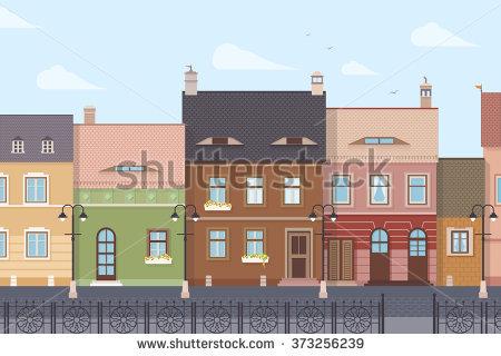 Dormer Window Stock Vectors & Vector Clip Art.