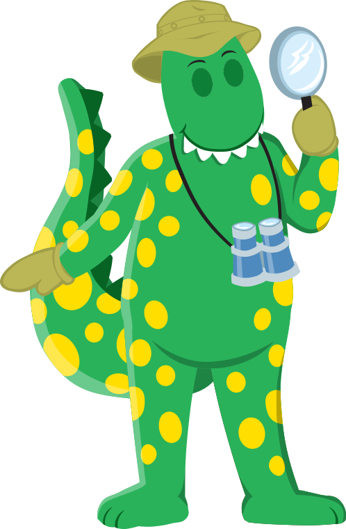 Dorothy The Dinosaur Cartoon , Transparent Cartoon.