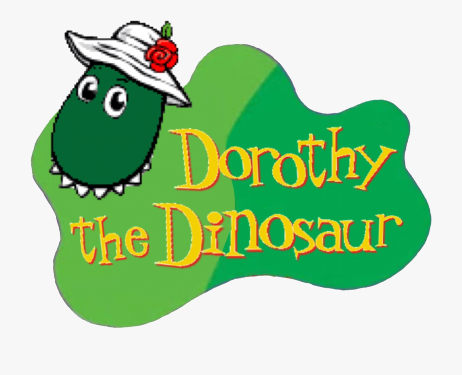 Dorothy The Dinosaur Logo , Transparent Cartoon, Free.