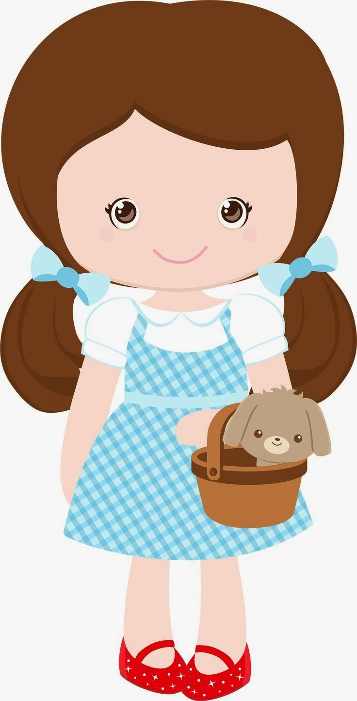 Dorothy wizard of oz clipart 2 » Clipart Station.
