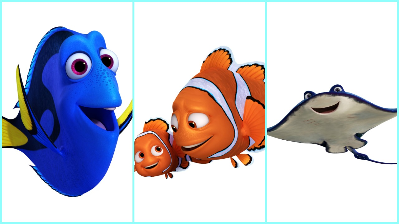 Finding Dory Cast And Characters Are Announced The Otters
