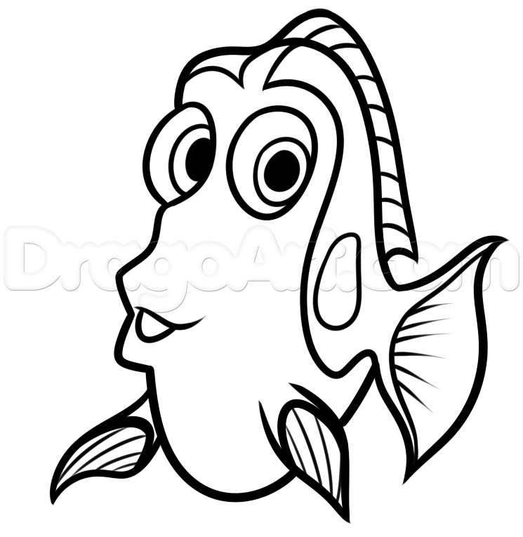 252 Dory free clipart.