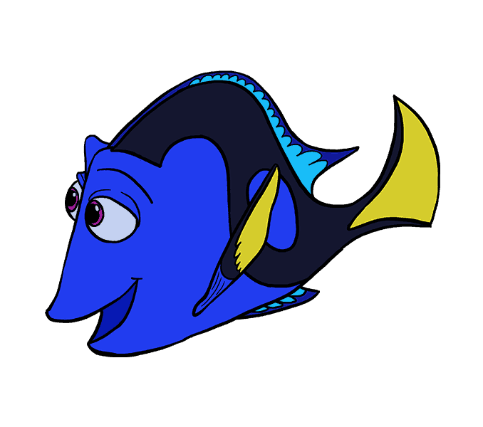 Dory clipart dory fish, Dory dory fish Transparent FREE for.
