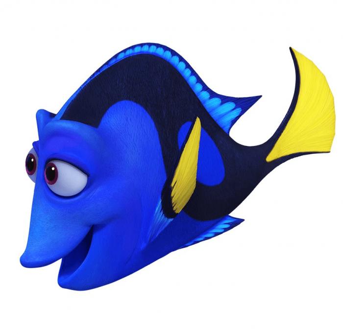 Procurando Nemo Dory Png Vector, Clipart, PSD.