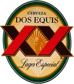Dos XX Lager Logo.
