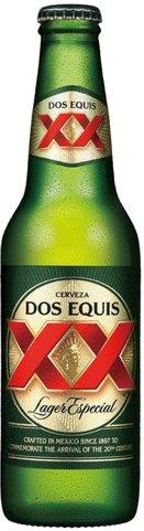 Dos Equis Lager Especial Single Btl.