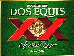 Dos XX Special Lager.